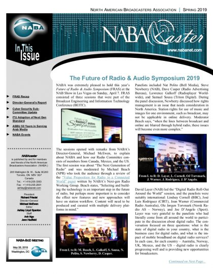 NABAcaster front page _36