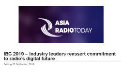 05. Asia Radio World Dab Panel